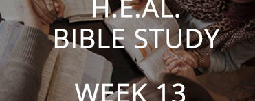 Week 13: Acts 10 – 16